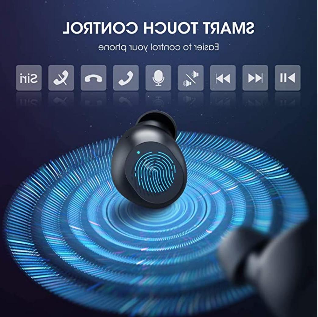 MPOW Wireless Bluetooth/