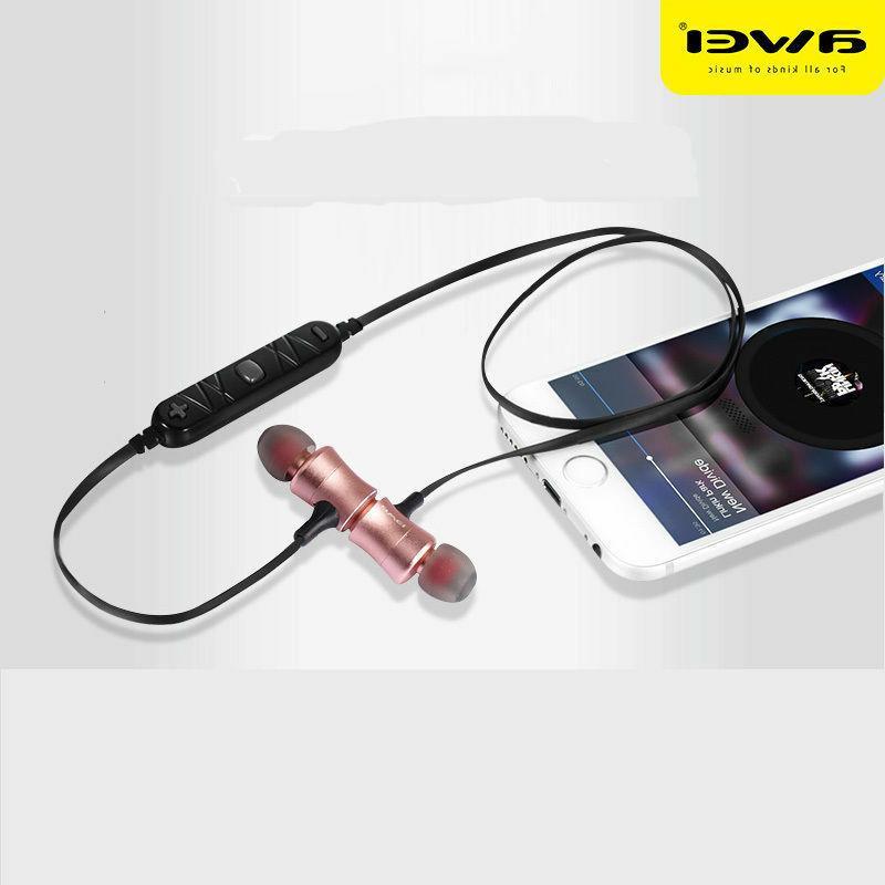 Awei Magnet Sport Wireless Bass A921BL