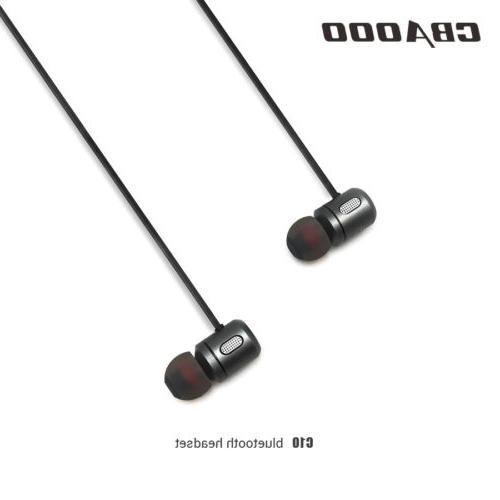Magnet Wireless Bluetooth Headphone Earphone