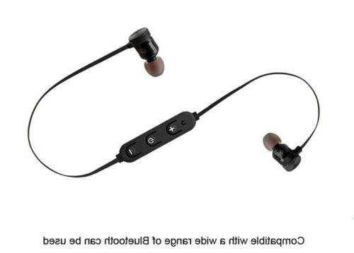 Magnet Wireless In-Ear Earbuds Earphone Headset