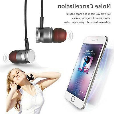 Magnetic Bluetooth 4.0 Stereo Earbuds Headset