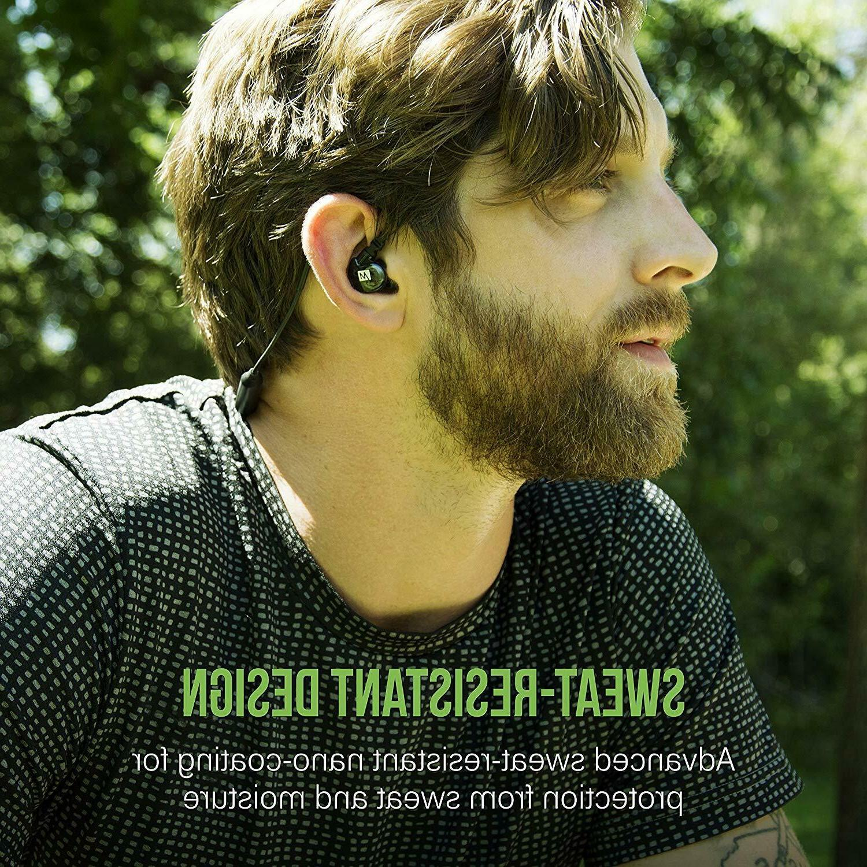 MEE audio M6B Wireless Sports Headphones - EP-M6