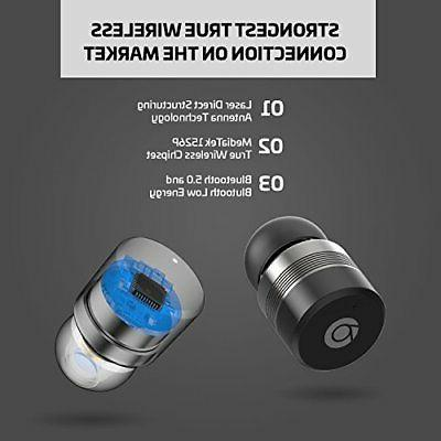 Rowkin Micro Touch Control True Earbuds: Hours, Bluetooth Mini &