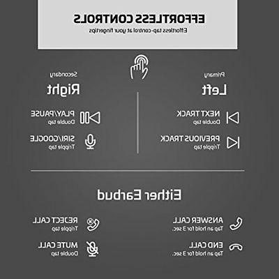 Rowkin Micro True Wireless Earbuds: Hours, &