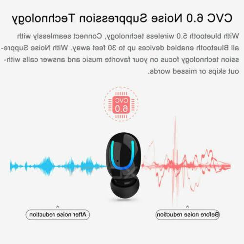Mini 5.0 Headset Earbuds Single