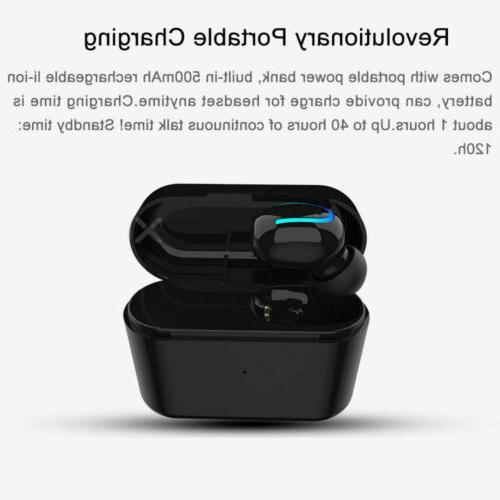 Mini 5.0 Earbuds Wireless Single Earpiece