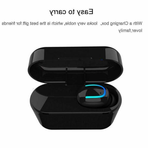 Mini Bluetooth Earbuds Single Earpiece