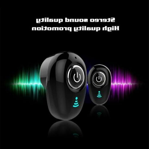 Mini 4.1 Headset Wireless Earphone Earbud US