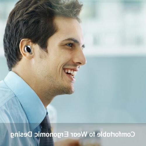 Mini Bluetooth Earbuds Cancelling In-Ear Headphone Sport