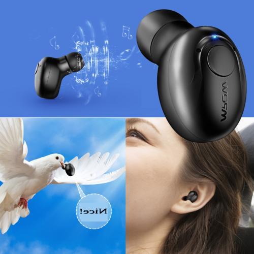 In-Ear Wireless Earphone Headphone Earbud
