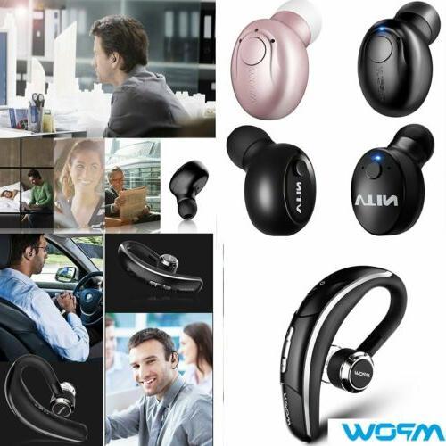 mini bluetooth headset in ear wireless business