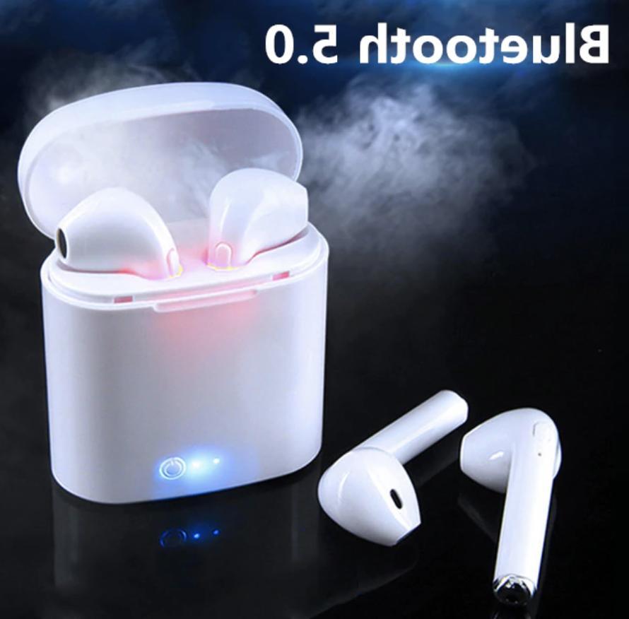 mini dual wireless bluetooth earphone earbuds