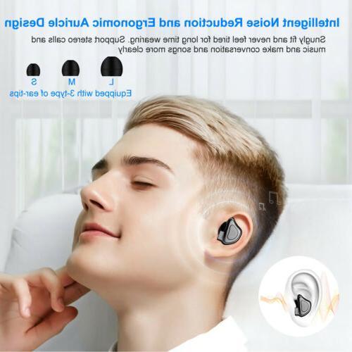 Mini Wireless Bass Twins In-Ear Earphone