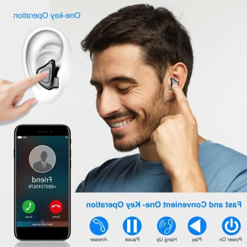 Mini Earbuds Sport True Wireless In-Ear