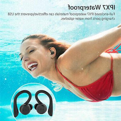 Mini True Wireless 5.0 Earbuds Twins In-Ear Hifi Earphones