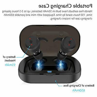 Mini BT 5.0 In-Ear Headsets