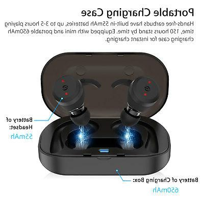 Mini BT 5.0 Earbuds Sport In-Ear