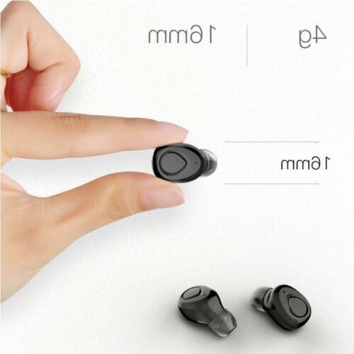 Mini True Bluetooth w/ Mic