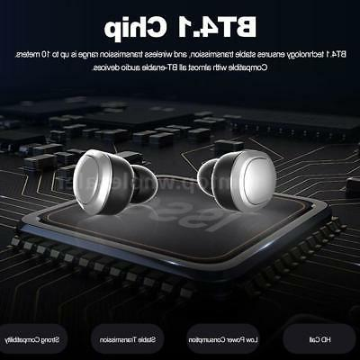 mini true wireless twins bt earbuds in