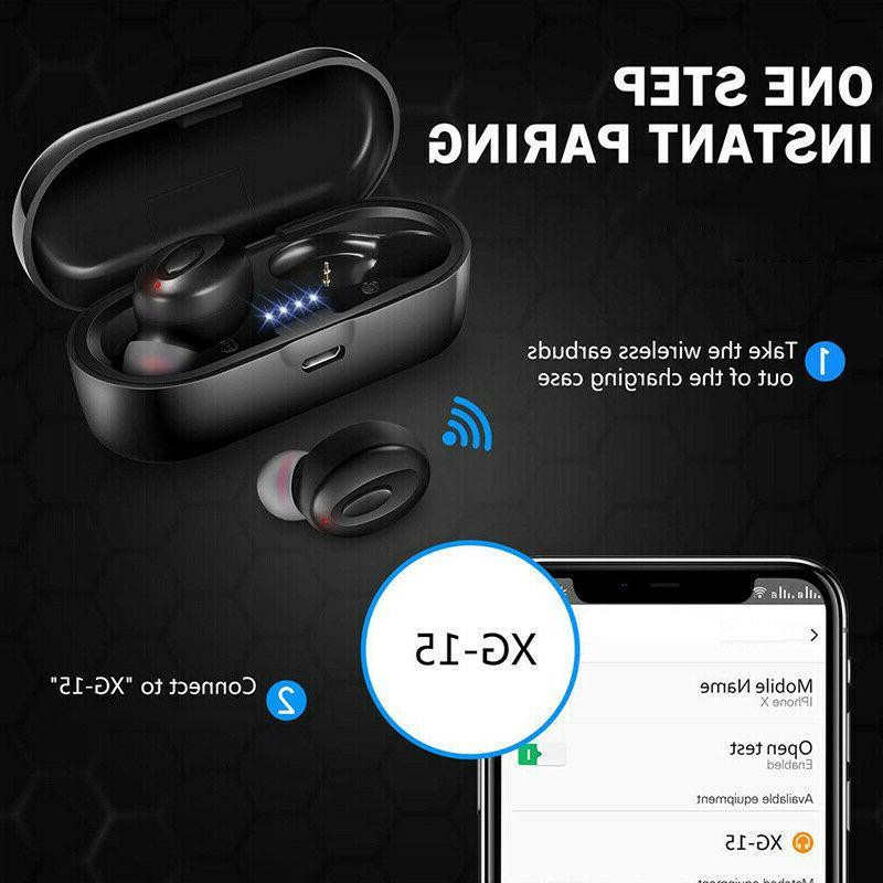 Twins Earbuds Mini sport Stereo In-ear