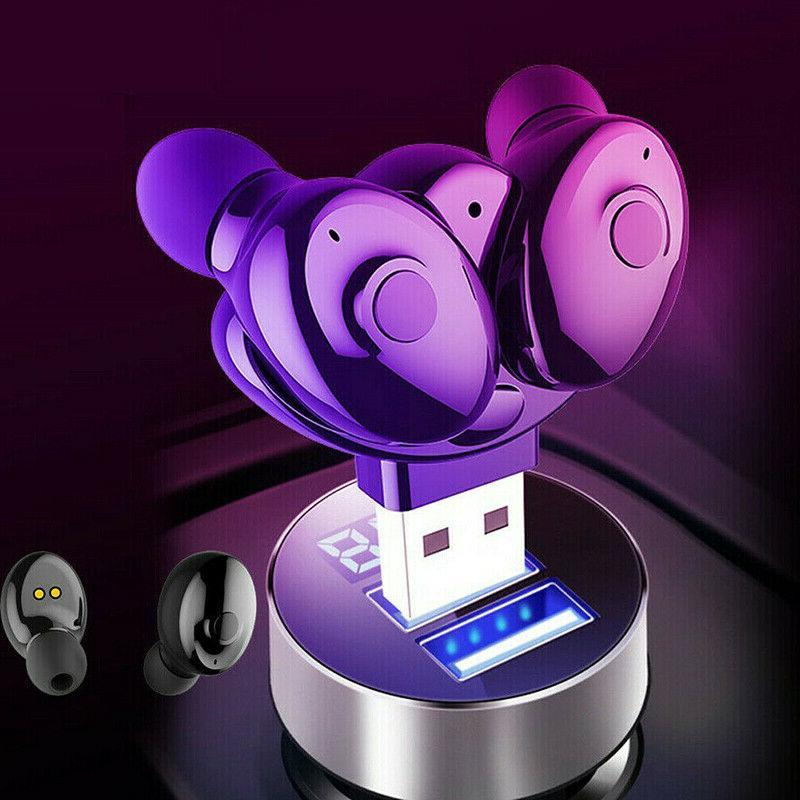 Twins Wireless bluetooth Earbuds Mini Headset Stereo