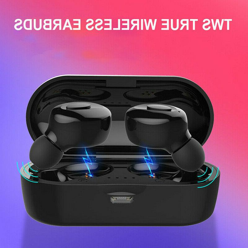 twins wireless bluetooth 5 0 earbuds mini
