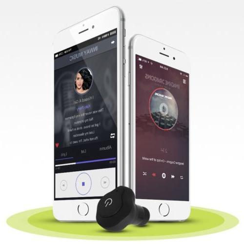 Wireless In-Ear Stereo Earphones