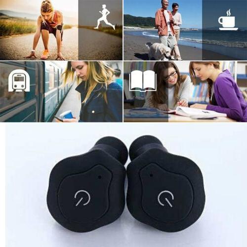 Mini TWS Twins True Wireless Stereo Bluetooth Earphones