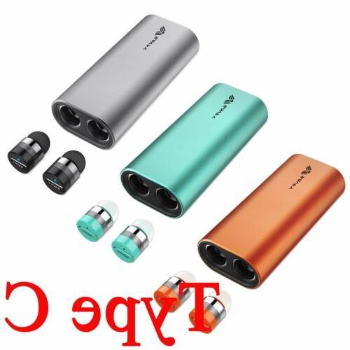 Mini Wireless Twins Stereo Bluetooth