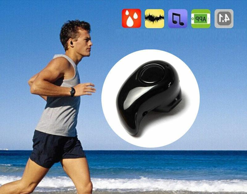 Mini Bluetooth 4.1 Earbud In-Ear Stereo Sport