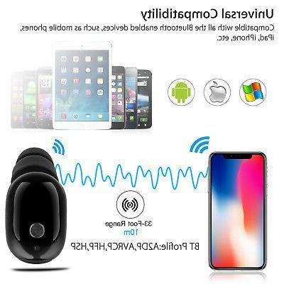 Bluetooth Waterproof Earphone Sport Headset Headphone