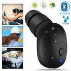 Mini Wireless Bluetooth 4.1 Stereo Waterproof Headset In-Ear