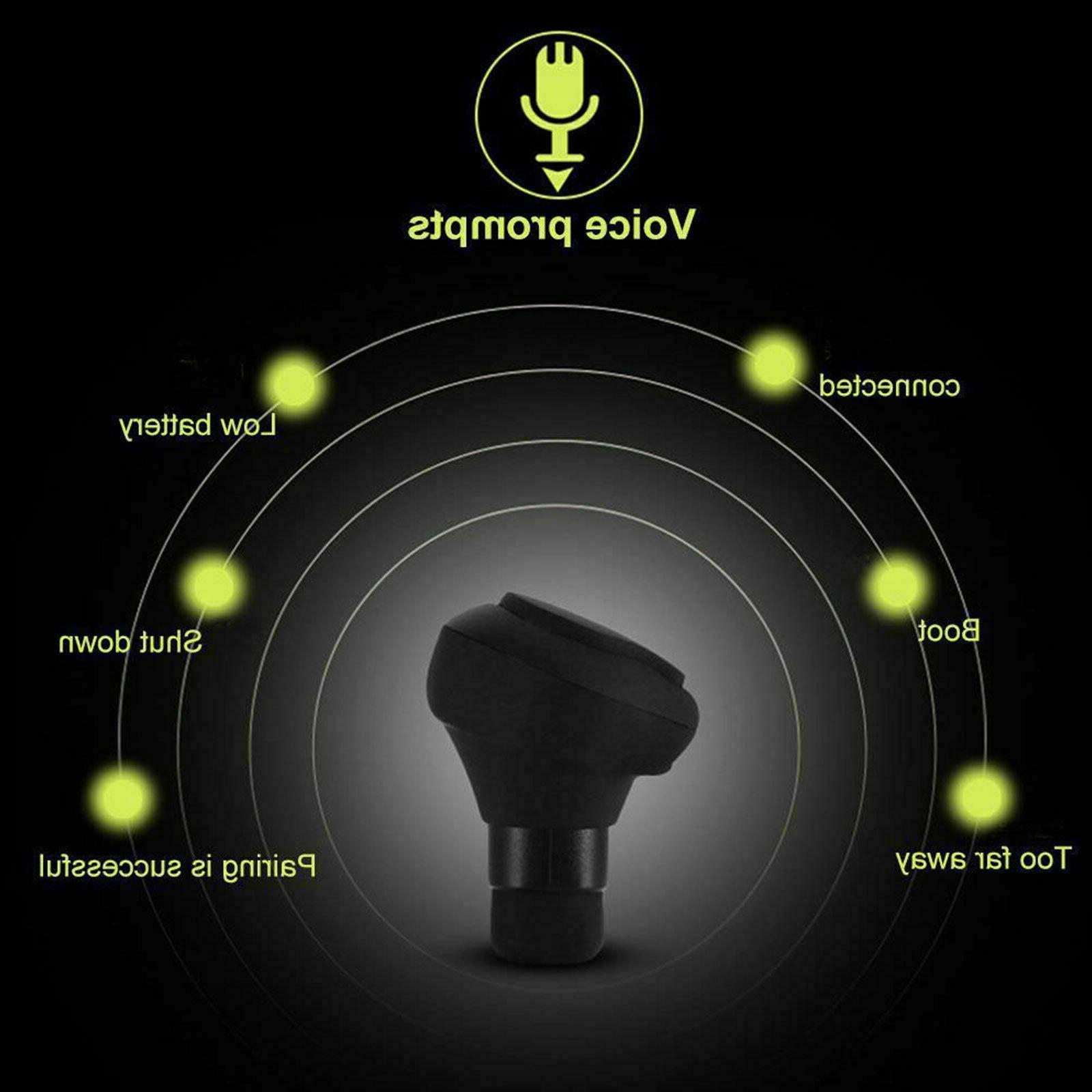 Mini Bluetooth In-Ear Stereo Earphones Sport Headset