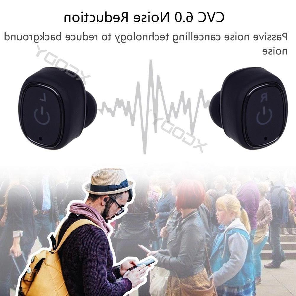 Mini Bluetooth Waterproof In-Ear Earphone