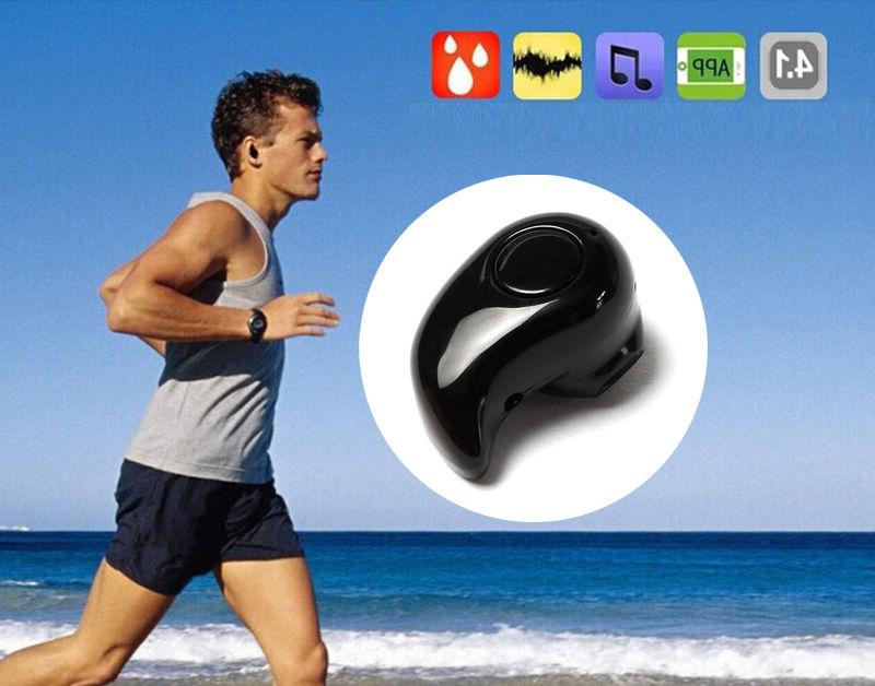 Mini Bluetooth In-Ear Earpiece