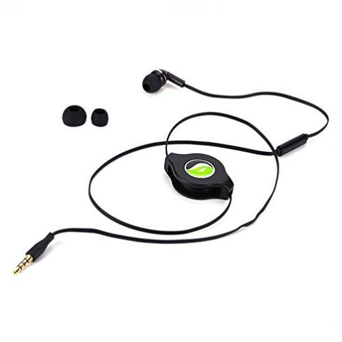 Motorola Z Droid Mono Quality Handsfree Single Earbud Microphone