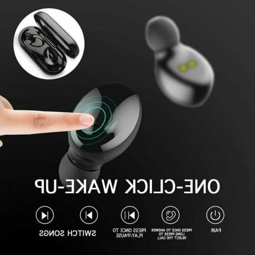 Mpow Wireless Twins Stereo Headphones