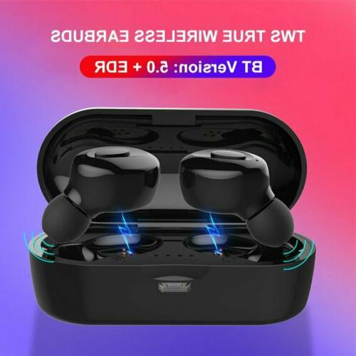 mpow bluetooth 5 0 headsets wireless earphones