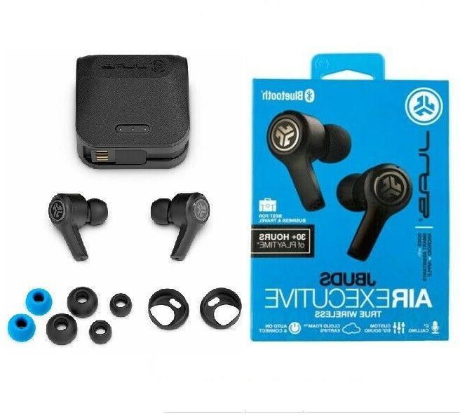 new audio jbuds air executive true wireless