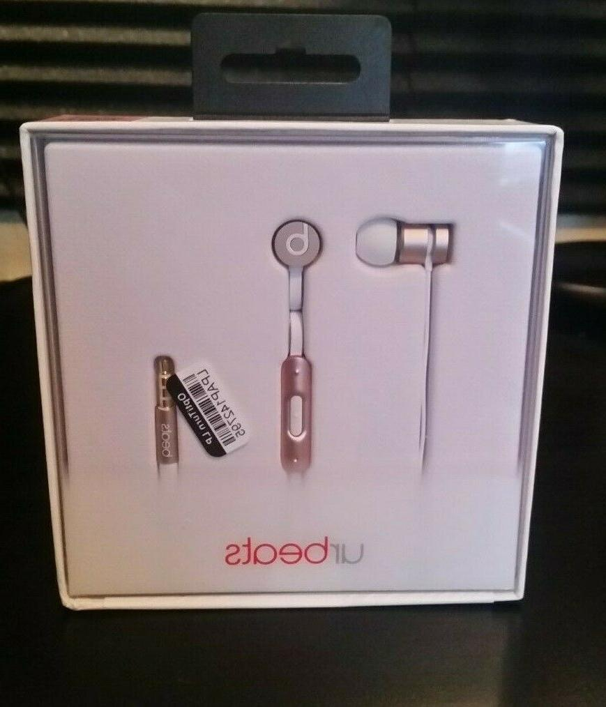 Beats by Dr. Dre urBeats In-Ear Only Headphones And Earbuds