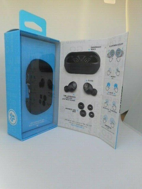 new go air true wireless bluetooth earbuds