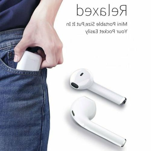 NEW Style Earbuds Charging Headphones TWS