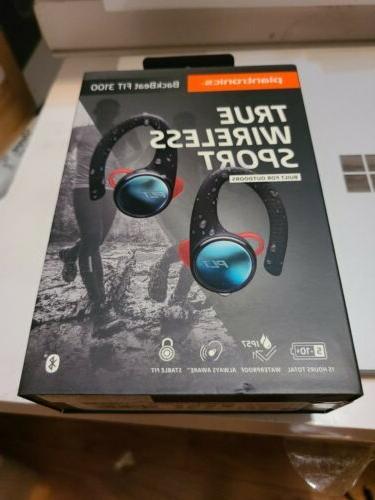 new sealed backbeat fit 3100 true bluetooth