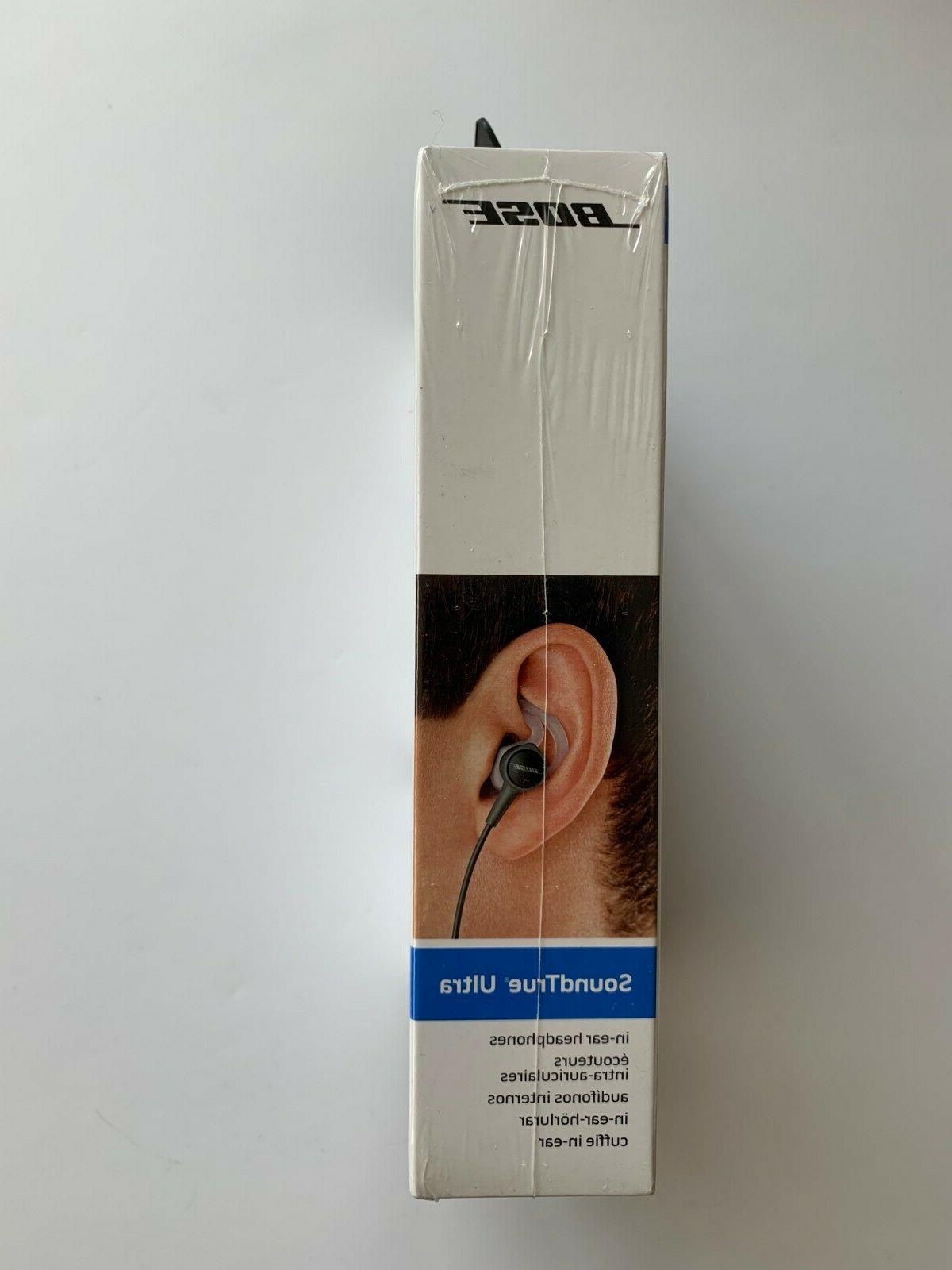 NEW Bose Ultra in-ear Charcoal Sealed