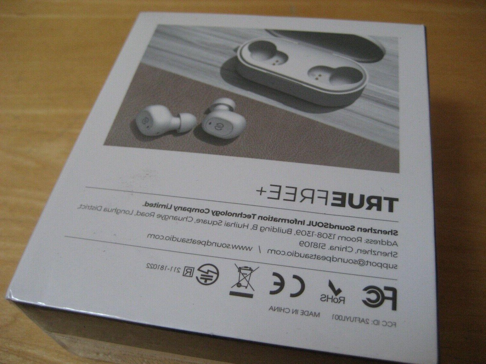New SoundPeats Bluetooth Wireless SEALED