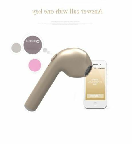 New Universal Earphone Bluetooth 4.1 Earbuds Left