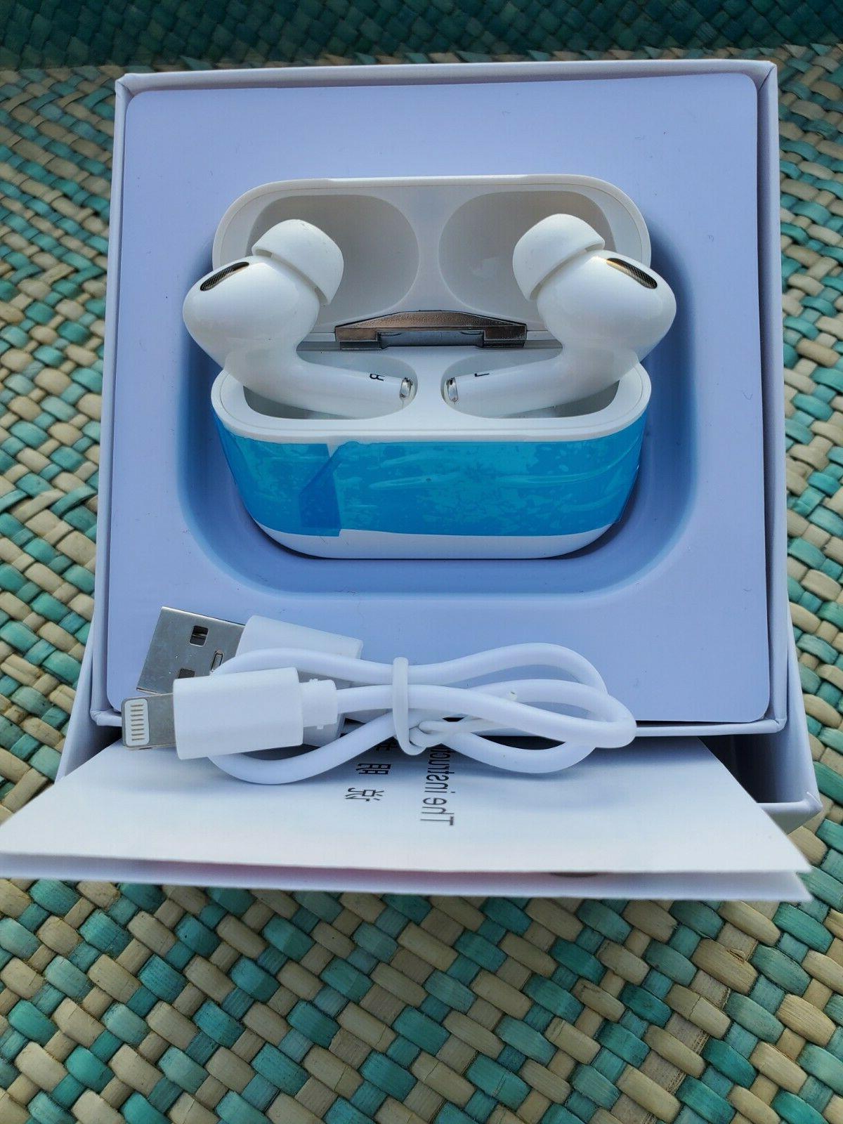 new wireless earbuds tws waterproof bluetooth headphone