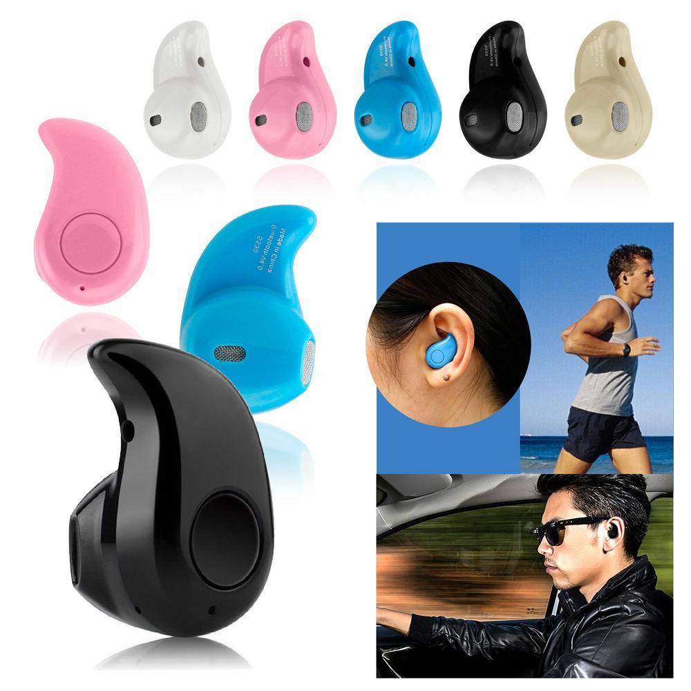 newest mini wireless bluetooth stereo sport headset
