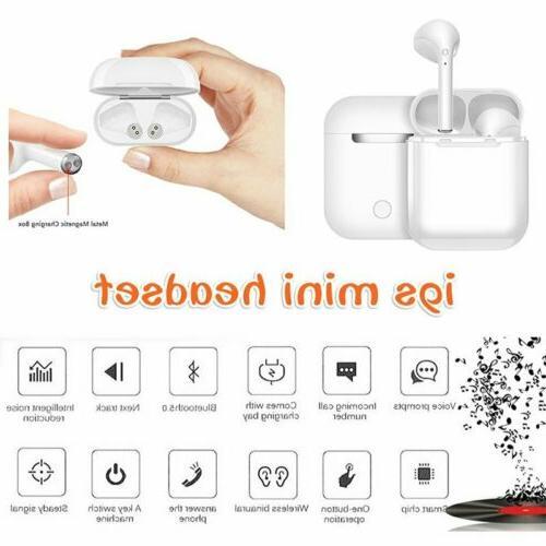 i7s i9s TWS w/ Charging Case Earphones