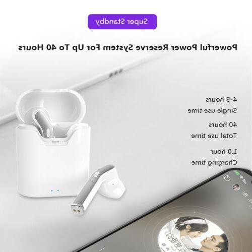 Noise Waterproof Bluetooth 5.0 Earbuds Headset